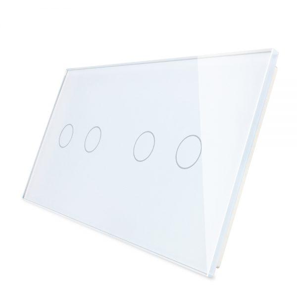 Dviviete, dvipole stiklo panele
